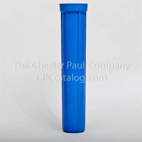 "Pentair (153013) 20"" Blue Sump for Standard Housings"