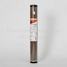 """Pentair (155274-43) PCF1-20MB D.I. Resin 20"""" Filter"""