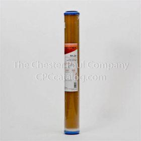 """Pentair (155320-43) WS-20 Softening Resin Cartridge 20"""" Filter"""