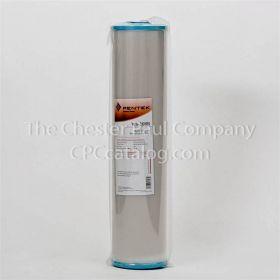 """Pentair (155321-43) WS-20BB Softening Resin Cartridge 20"""" Filter"""