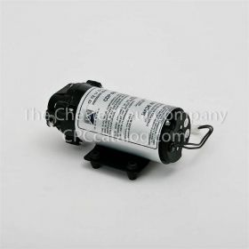 "Aquatec Pressure Booster Pump CDP8800 - 50 to 100GPD, 3/8"" QC - metal bracket"