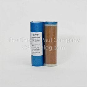"Aries 2.5"" x 10"" Acid Washed Granular Activated Carbon (GAC) Water Filter Cartridge"