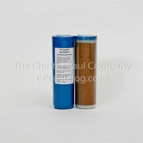 "Aries 2.5"" x 10"" KDF-85 (1.5 lbs.) & Coconut Shell GAC Water Filter Cartridge"
