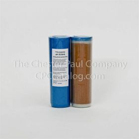 """Aries 2.5"""" x 10"""" High Purity Mixed Bed Deionizer Water Filter Cartridge"""