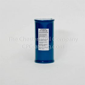 "Aries 4.5"" x 10"" High Purity Mixed Bed Deionizer Water Filter Cartridge"