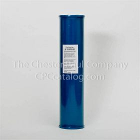 "Aries 4.5"" x 20"" High Purity Mixed Bed Deionizer Water Filter Cartridge"