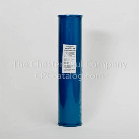 "Aries 4.5"" x 20"" Ultra High Purity / Low TOC Mixed Bed Deionizer Water Filter Cartridge"