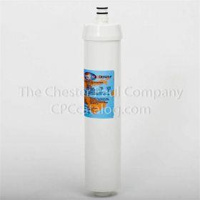 Omnipure 2.5 x 10 Block GAC 10 Micron w/ Scale Inhibitor CK5521-P