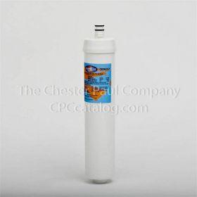 Omnipure 2.5 x 12 Block GAC 10 Micron w/ Scale Inhibitor CK5621-P