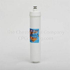 Omnipure 2.5 x 14 Block GAC 10 Micron w/ Scale Inhibitor CK5721-P