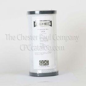 CPC 4.5 x 9.8 Chloramine Carbon Block - 1 Micron