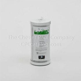 "CPC 4-1/2"" x 9-3/4"" Coconut Carbon Block Filter - 1 Micron"