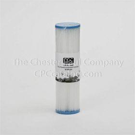 """CPC 2-1/2"""" x 10"""" Pleated Cartridge - 50 Micron"""