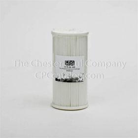 """CPC 4-1/2"""" x 10"""" Pleated Cartridge - 10 Micron"""