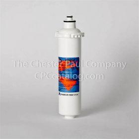 """Omnipure 2.5"""" x 14"""" Block GAC 10 Micron w/ Scale Inhibitor E5721-P"""