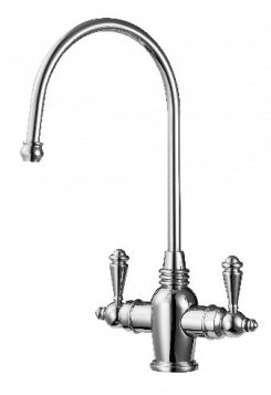 Likuan Designer Hot & Cold Faucet - Polished