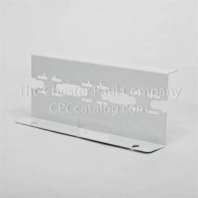 Puregen Bracket - 2 Housing Z Style White Steel