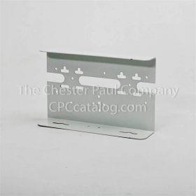 Puregen Bracket - 2 Housing U Style White Steel