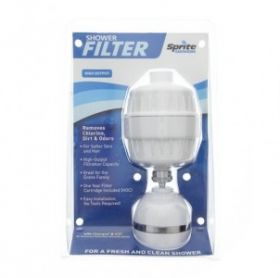 Sprite High Output White Shower Filter