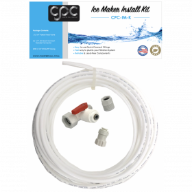 "1/4"" Ice Maker Install Kit"