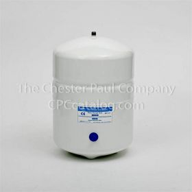 PAE Economy RO Storage Tank - White 2.2 Gallon Tank Volume