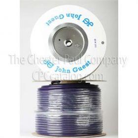 "John Guest LLDPE Tubing 3/8"" x 500 FT - Violet"