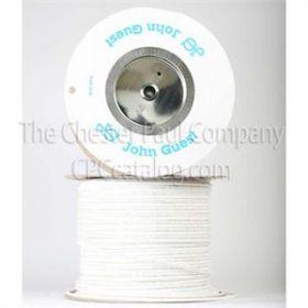 "John Guest LLDPE Tubing 1/4"" x 1000 FT - White"