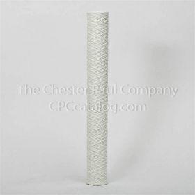 FilterCor 2-1/2 x 20 Depth Wound Polypropylene Cartridge - 50 Micron