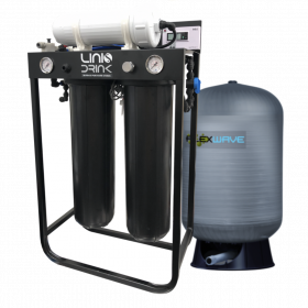 Reverse Osmosis 20+ gallon per hour Beverage System