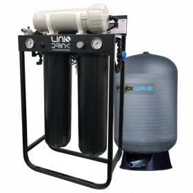 Reverse Osmosis 30+ gallon per hour Beverage System