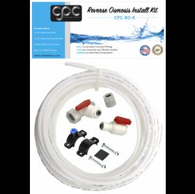 "1/4"" Reverse Osmosis Install Kit"