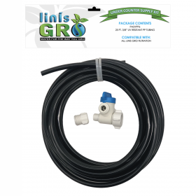 Linis GRO™ Under Counter Supply Kit